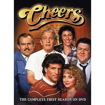 Importación de USA de Cheers-Ssn 1 [DVD]
