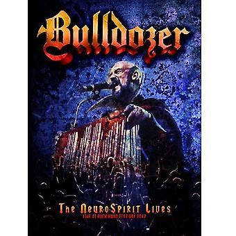 Bulldozer - Neurospirit Lives [CD] USA import