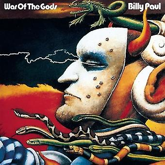 Billy Paul - War of the Gods [CD] USA import