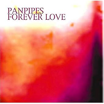 Pan Pipes - Forever Love [CD] USA import