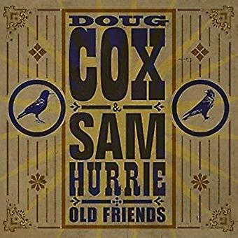 Cox, Doug / Hurrie, Sam - Old Friends [CD] USA import