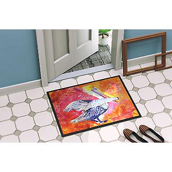 Carolines Treasures  8360-MAT Pelican  Indoor or Outdoor Mat 18x27 8360 Doormat