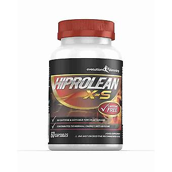 Hiprolean X-S Caffeine-Free Fat Burner - 1 Month Supply - Caffeine-Free Fat Burner - Evolution Slimming