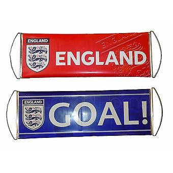 Banner Fanbana nożnej Anglii