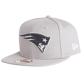 New Era 9Fifty Snapback Cap - New England Patriots grau