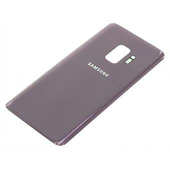 Pour Samsung Galaxy S9 retour verre-violet