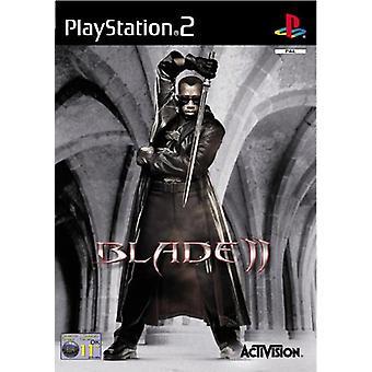 Blad II (PS2) - Ny fabrik förseglad