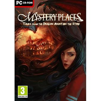 Mystery Places Tales from the Dragon Mountain (PC DVD) - New