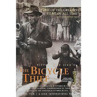 L'affiche de film de voleur de vélo (11 x 17)