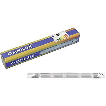Omnilux 91100301 Halogen 230 V R7s 230 W White dimmable