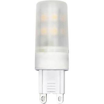 LightMe LM85224 LED (monochrome) EEC A++ (A++ - E) G9 Pen 3.4 W = 32 W Warm white (Ø x L) 18 mm x 57 mm 1 pc(s)