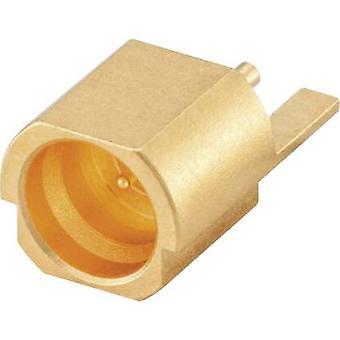 Rosenberger 19S202-40ML5 SMP connector Plug, horizontal mount 50 Ω 1 pc(s)