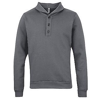 American Apparel Unisex Shawl gallér pulóver jumper/pulóver