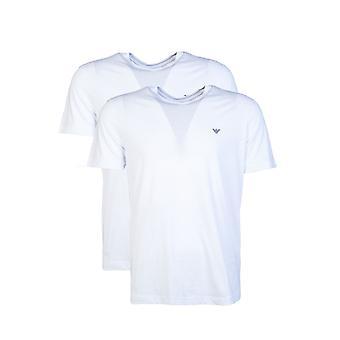 Emporio Armani T Shirt 2 Pack 8n1d62 1jpzz