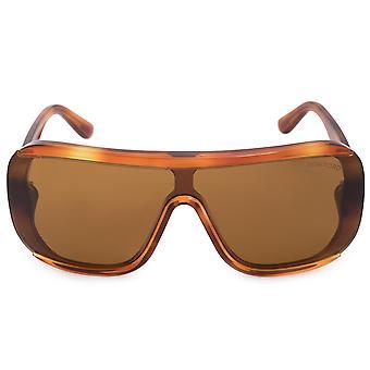 Tom Ford Pofirio-02 semi Rimless solglasögon FT0559 53E 00