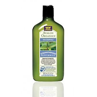 Avalon Organics - Pfefferminz Shampoo 325ml