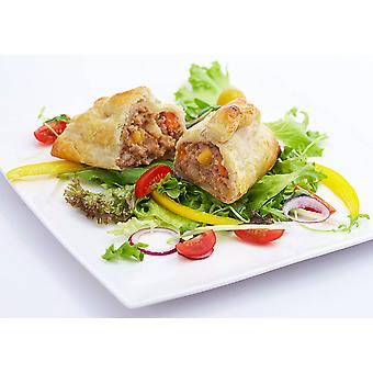 Country Range Frozen Unbaked Beef and Vegetable Pasties
