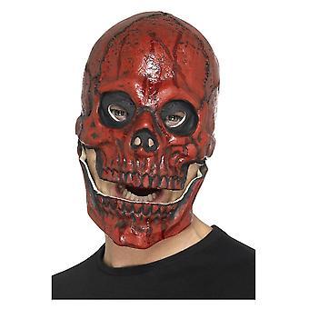 Halloween and horror  Mask foam latex skeleton