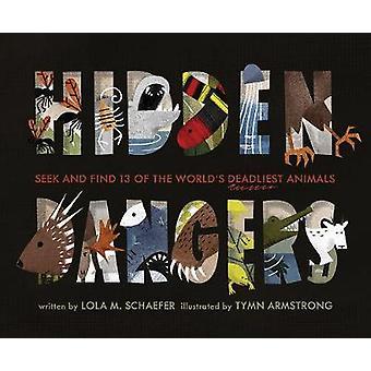Peligros ocultos - buscar y encontrar 13 del mundo más animales por