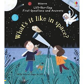What's it Like in Space? by Katie Daynes - 9781474920520 Book