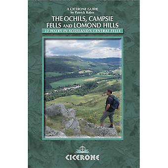 Wandelen in de Ochils - Campsie Fells en Lomond Hills - wandelingen 33 in S
