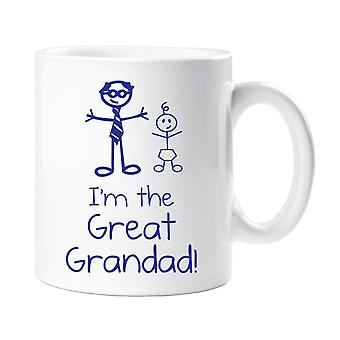 أنا القدح Grandad كبيرة
