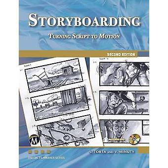 Storyboarding - Turning Script to Motion by Stephanie Torta - Vladimir