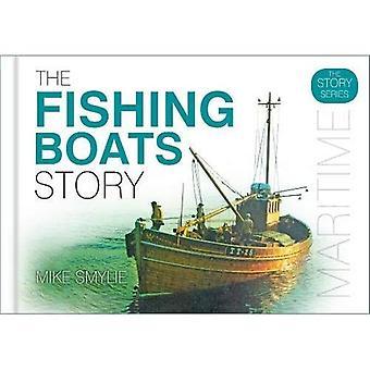 Kalastus veneet tarina (Kovakantinen)