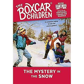 Mysteriet i snøen (Boxcar barn)