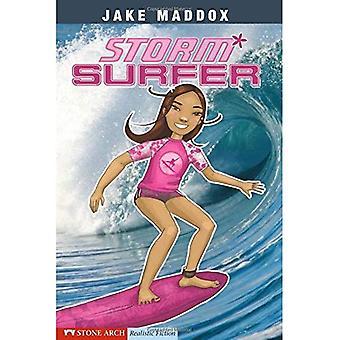 Storm Surfer (sten Arch realistisk fiktion)