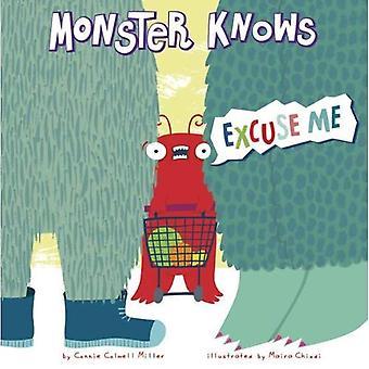 Mostro SA scusa Me (Monster conosce le buone maniere)