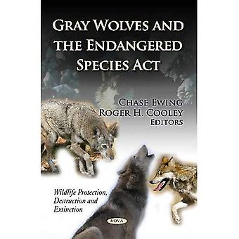 Gray Wolves and the Endangered Species Act