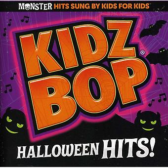 Kidz Bop Kids - Kidz Bop Halloween Hits [CD] USA import