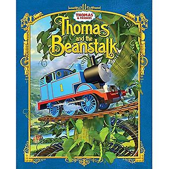 Thomas and the Beanstalk (Thomas & vänner) (stora gyllene bok)