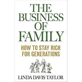 Business of Family af Linda Davis Taylor