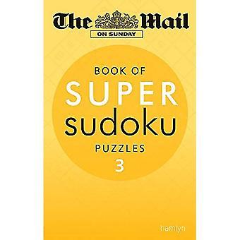 Mail on Sunday Super Sudoku: 3
