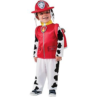 Classic Paw Patrol Marshal Costume for Kids