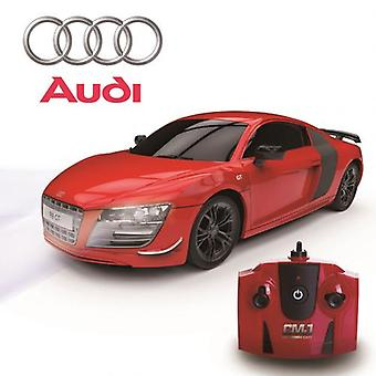 Audi R8 GT Radio Controlled Car 1:24 Scale Red