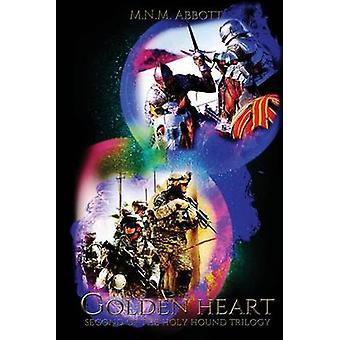 Il Golden Heart secondo della trilogia sacra Hound di Abbott & Manente
