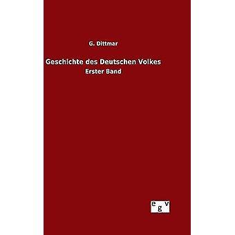 فولكيس Geschichte des الجمعية من Dittmar G. آند