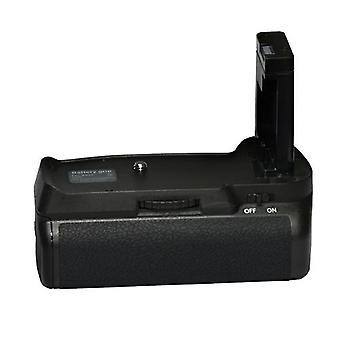Dot.Foto batterigreb: Designet til Nikon D3400 værker med EN-EL14 batteri