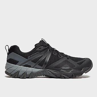 New Merrell Men's MQM Flex Lightweight Running Shoes Black