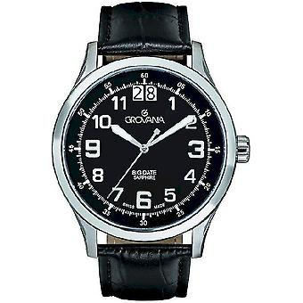 Grovana horloges mens watch van specialiteiten 1743.1537