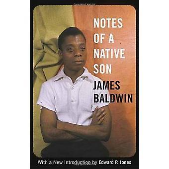 Notes of a Native Son by James Baldwin - 9780807006238 Book