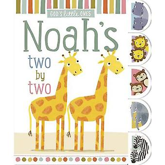 God's Little Ones - Noah's Two by Two by Sarah Vince - 9781860249723 B