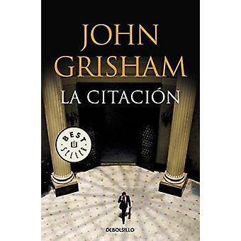La citacion / The Summons by Grisham - John/ Puig - Fernando Gari (TR