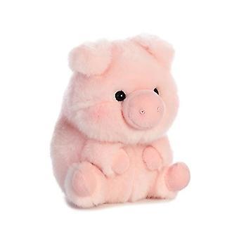 オーロラ世界 Rolly ペットいたずら豚ぬいぐるみ