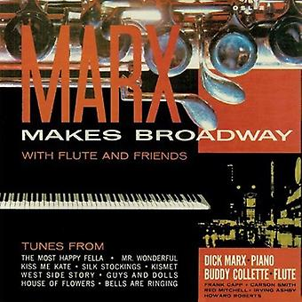 Dick Marx - Marx maakt Broadway [CD] USA import