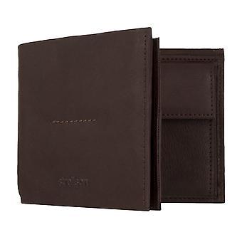 Strellson Billford H8 mannen portemonnee munt portemonnee portemonnee met RFID-chip bescherming Brown 7794