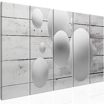 Tavla - Balls and Boards (5 Parts) Narrow